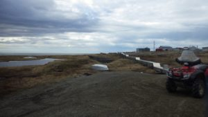 Hooper Bay Water and Sewer Improvement Project